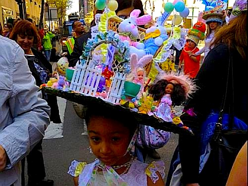 easter-parade-marchers-put-fancy-headwear-on-display