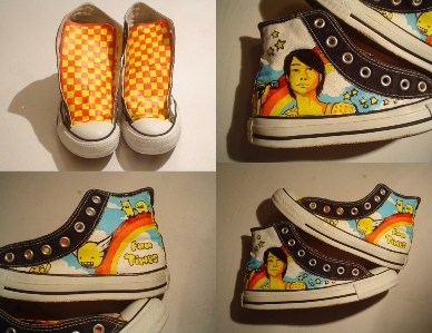 painted-converse