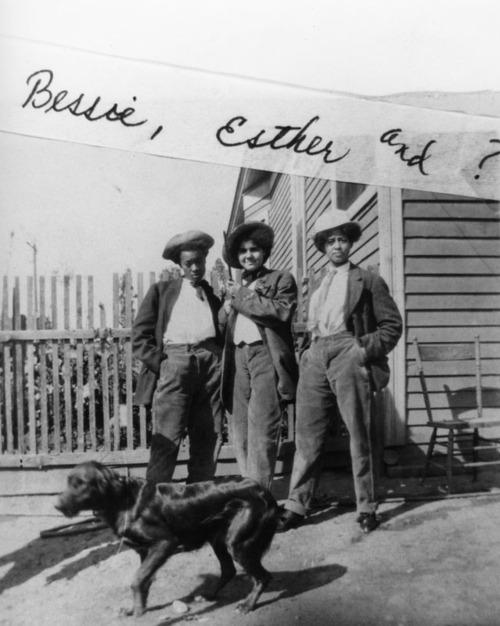 1918-bessie